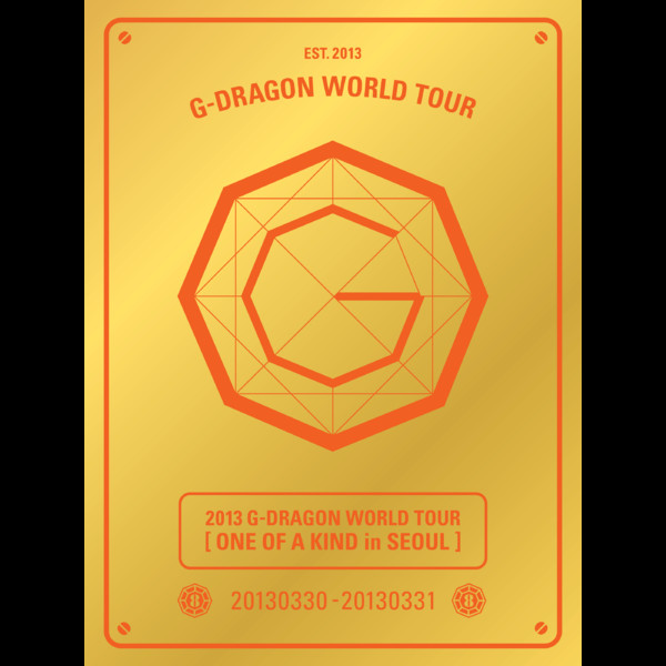 G-Dragon – 2013 G-Dragon World Tour 'One of a Kind in SEOUL' (Live)