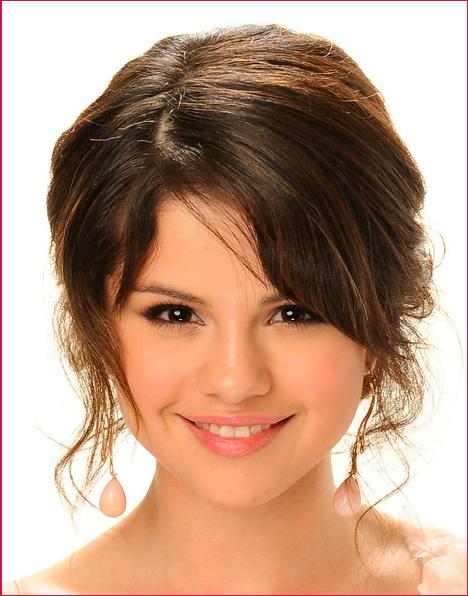 selena gomez style hairstyles