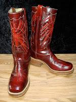 Spidey boots