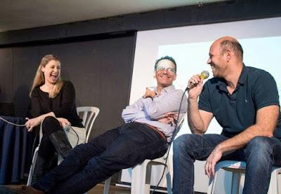 Profissionais brasileiros falam  sobre high-tech em Israel