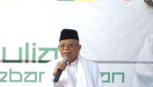 Prabowo-Sandi Ubah Visi Misi, Ma'ruf Bilang 'Harusnya Dipikir Sejak Awal'