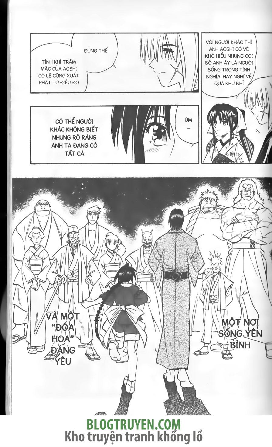 Rurouni Kenshin chap 253 trang 11