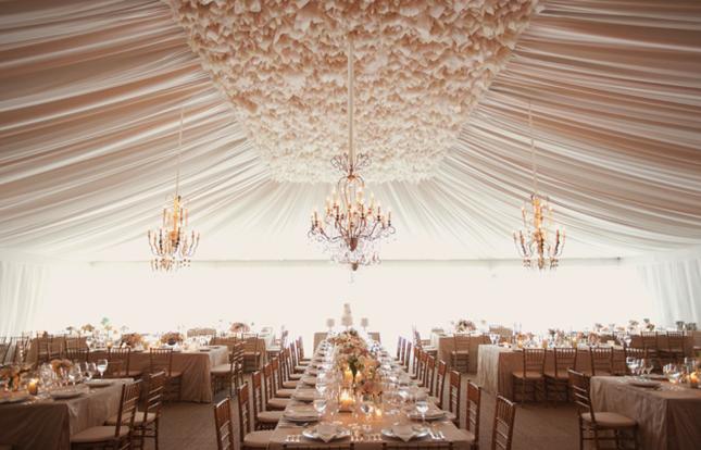 15 Swoon-Worthy Tent Wedding Ideas