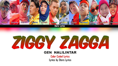 Download Lagu Gen Halilintar Ziggy Zagga Mp3 Terbaru