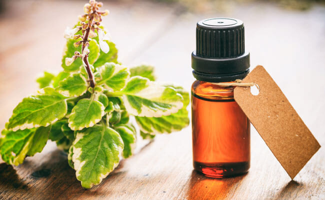 pimple tea tree oil
