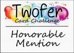 Twofer Honorable Mention