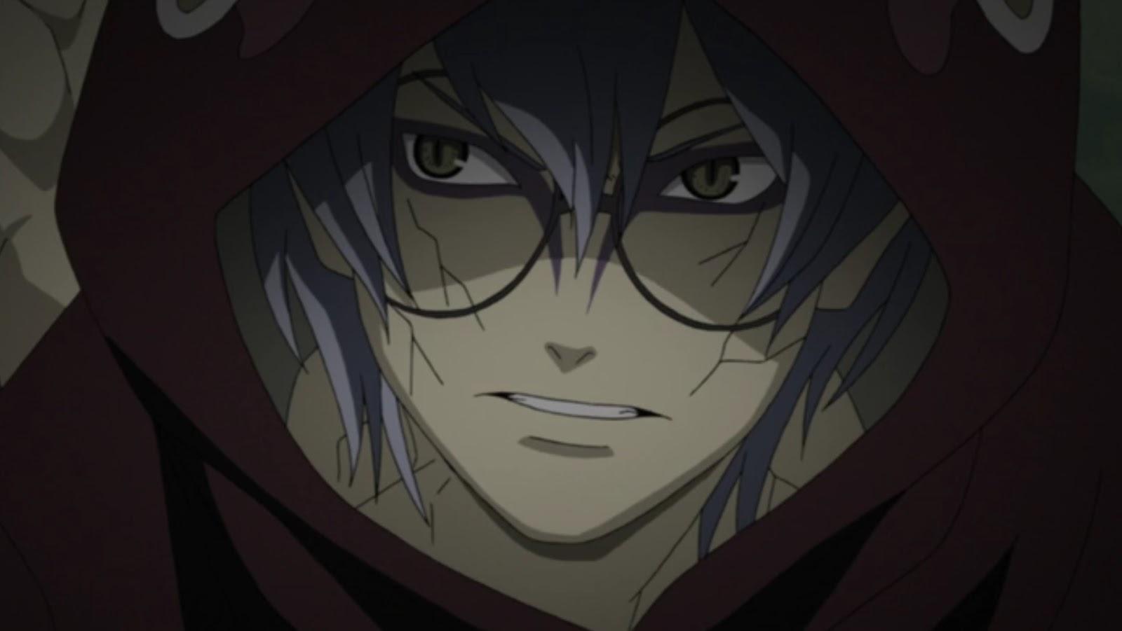 Naruto Shippuden: Episódio 333 – Riscos ao Edo Tensei