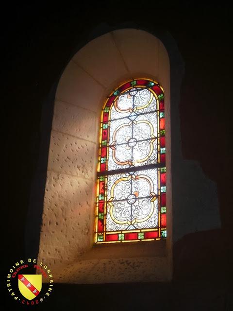 PAREY-SAINT-CESAIRE (54) - L'église Saint-Césaire