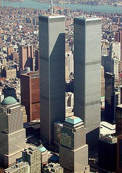 11 de septiembre: aniversario del del ataque al Trade Word Center de Nueva York, El fantasma del Trade Word Center , Francisco Acuyo