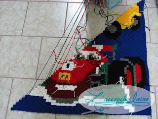 L'accroche laine - Projet C2C