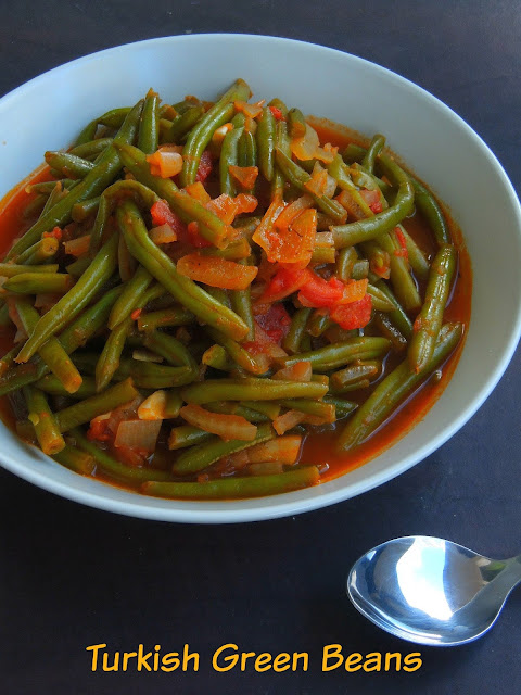 Zeytinyagli Taze Fasulye, Turkish Green Beans