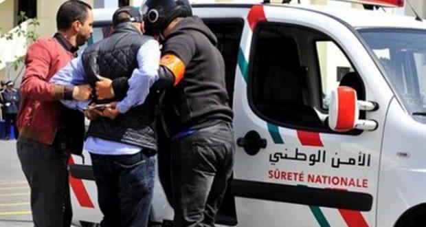 الشرطة القضائية ببرشيد توقف 16 شخصا في قضايا متنوعة