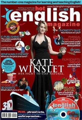 Hot English Magazine - Number 123