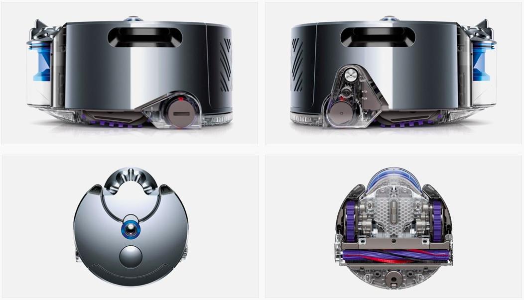 dyson 360 eye vacuum