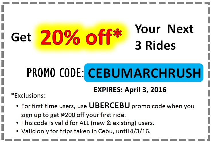 uber promo code for drivers