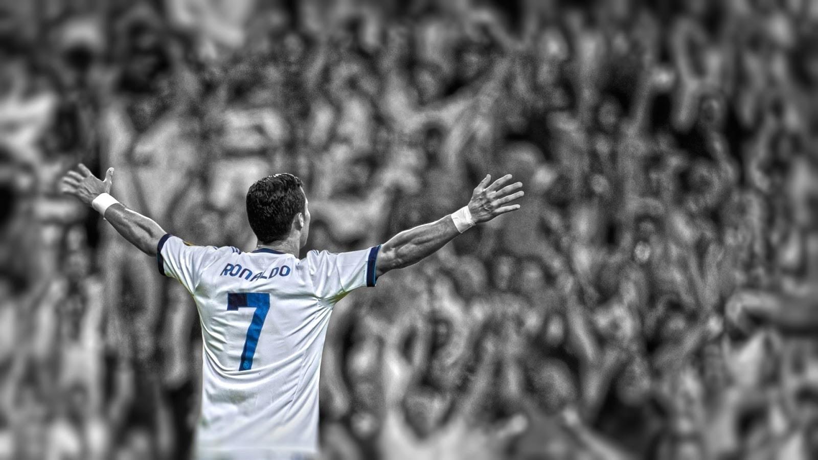 Christiano Ronaldo - Highly Paid Footballer