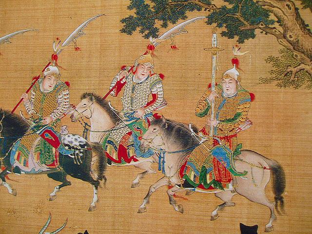 Ming Dynasty Shan Wen Kia