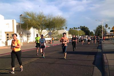 Giant Race - March 05, 2016 - Scottsdale Stadium