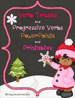 http://www.teacherspayteachers.com/Product/Verb-Tenses-and-Progressive-Verb-Tenses-1022109