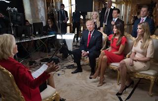 El magnate brindó un primer reportaje tras su triunfo en las elecciones para el programa '60 Minutes', de la cadena CBS, emitido este domingo