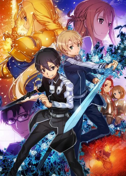 sword art online season 3