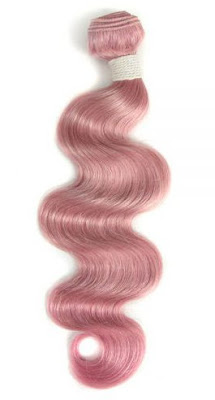 VIRGIN HAIR BODY WAVE - PINK2