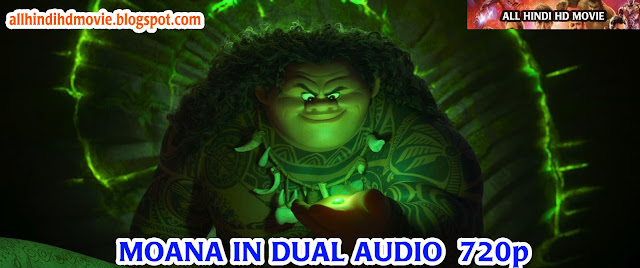 Moana (2016) In Hindi Dubbed 720p Download