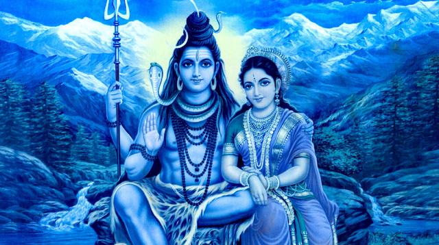 Shiv-Parvati Ka Prem Prasang