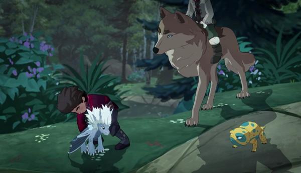 Príncipe de los dragones Temporada 2 Completa HD 720p Latino Dual