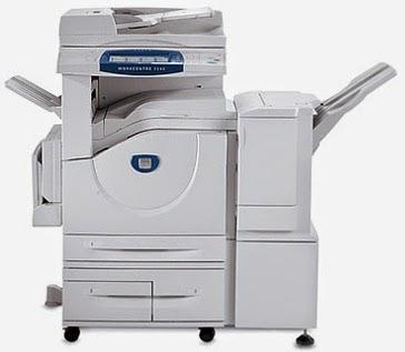 sheet Duplex Automatic Document Feeder optional Xerox WorkCentre 7232 Driver Downloads