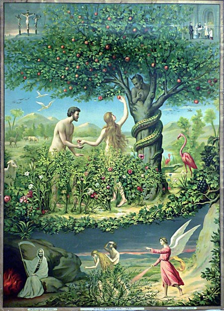 Shukernature a bipedal snake in the garden of eden what - Who was the serpent in the garden of eden ...
