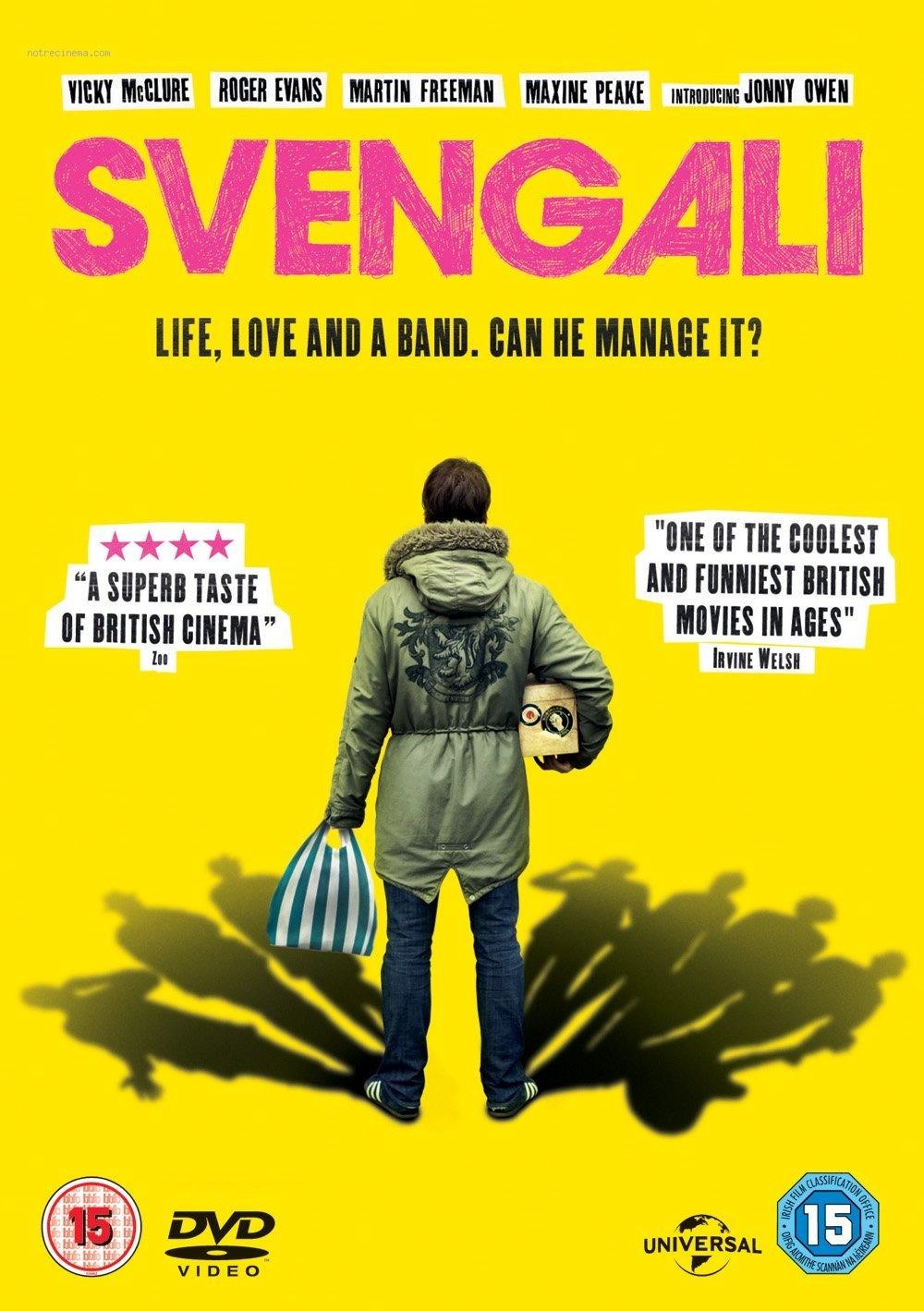 Svengali (2013) บ้าหอบฝัน