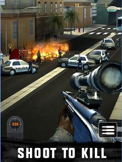 Sniper 3D Assassin Mod Apk | aqilsoft