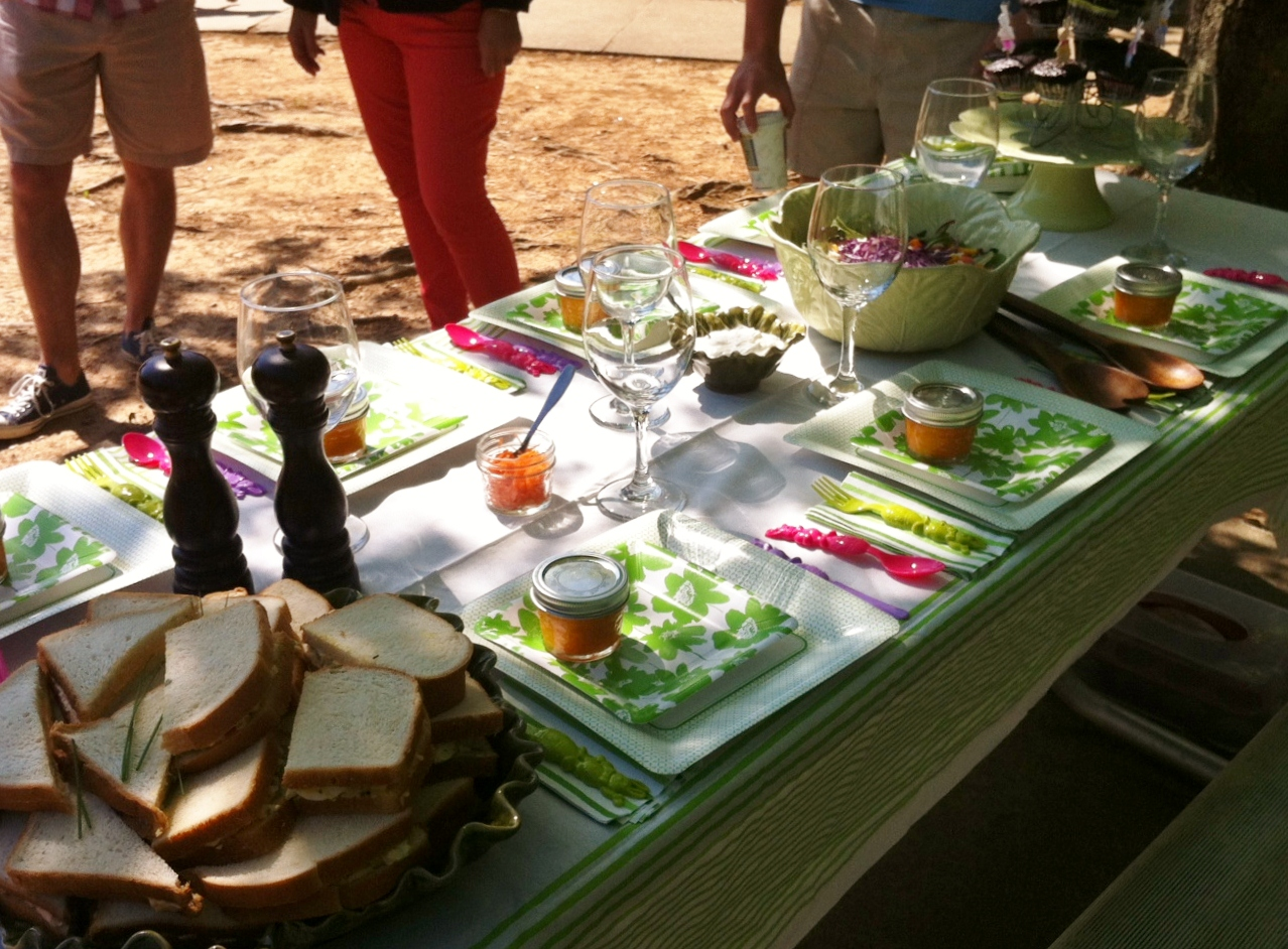 Chapin Group Interiors Easter Picnic In Grant Park