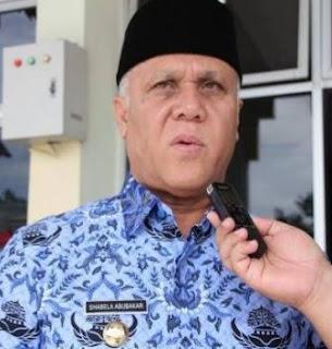 Bupati Aceh Tengah Tunda Mutasi Eselon III dan IV