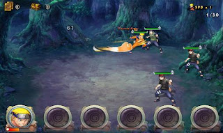 World of Ninjas V1.0.1 MOD Apk + Data