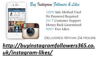 BUY INSTAGRAM FOLLOWER UK
