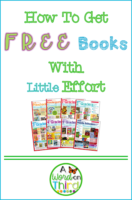 How To Get Free Books With Little Effort by A Word On Third