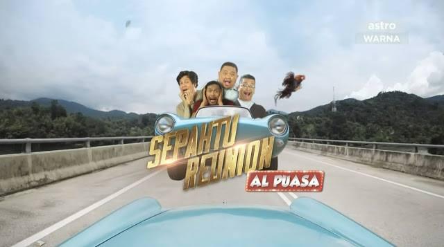 SEPAHTU REUNION AL PUASA EPISOD 3