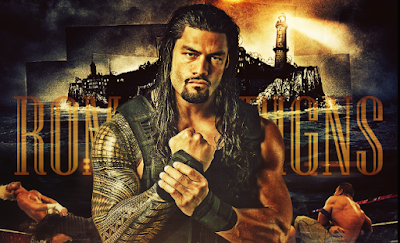 Roman Reigns Awesome Wallpaper
