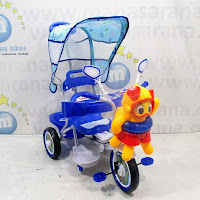 family octopus baby tricycle