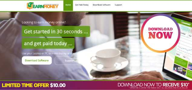 Earnmoney.network Review - Earn Money From Your Computer 2017