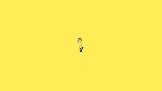 Morty Dance Wallpaper Engine