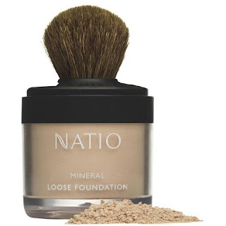 Natiо Mineral Loose Foundation