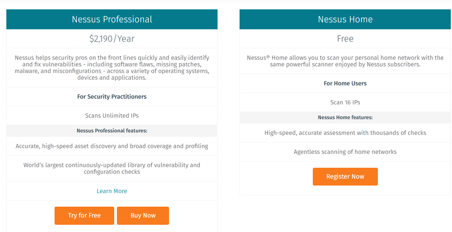 What is Nessus Vulnerability Scanner? How to Use Nessus