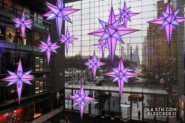 Decoracion de Navidad en Nueva York que ver y hacer Time Warner