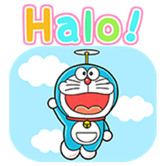 Doraemon in Indonesia