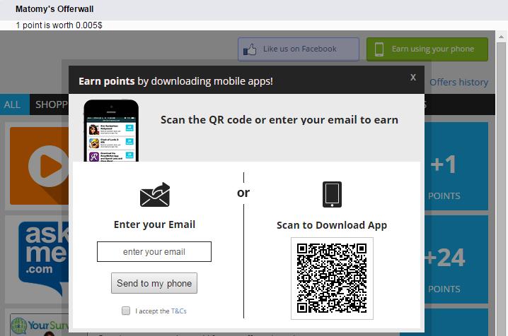 Instant mobile app | Ojooo wad
