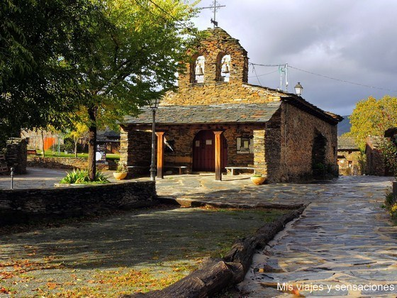 Ermita de San Pedro, Robleluengo, arquitectura negra, Guadalajara, Castilla la Mancha