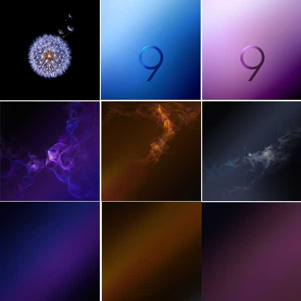 Download Galaxy S9 S9 Official Wallpapers And Jazz Up Your Phone